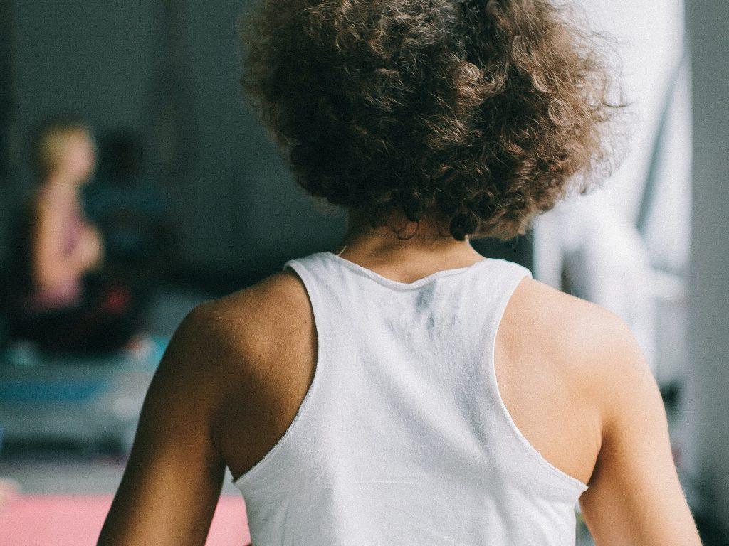 rug nek schouders oefeningen
